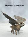 Steve100-Skywing3DCreature.png