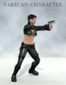 Jibicoco-Yakecan character base figure Victoria 3 Daz3d.png