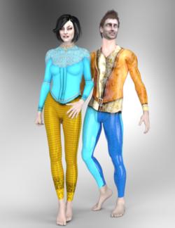 D-jpp-2nd Skin Man & woman 3series old fashion.png