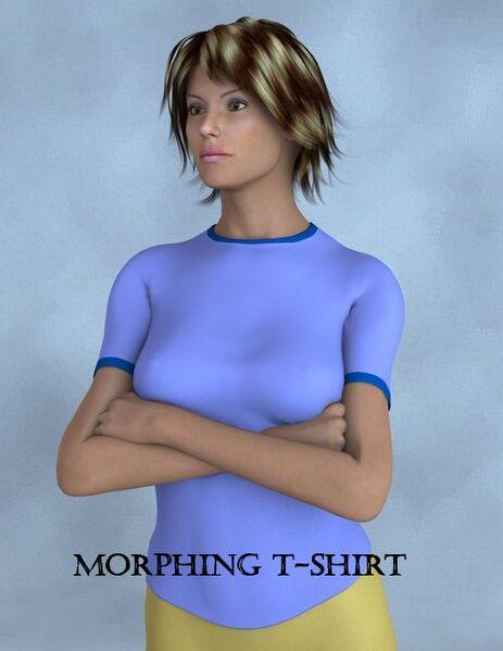File:DAZ3D V3MorphingT-shirt.jpg