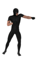 The dark Wolverine 2nd skin textures for M4.png